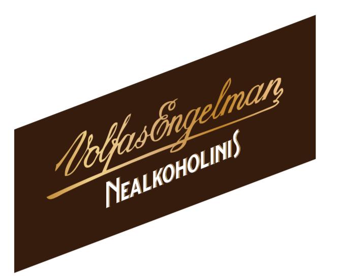 Volfas Engelman Rudas Nealkoholinis